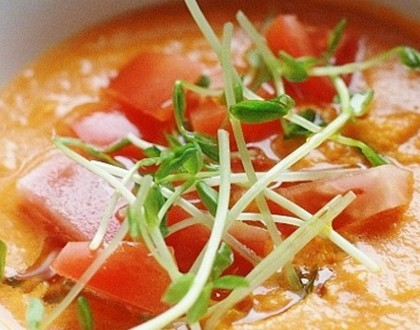 "Sopa de Tomate ""Viva"""