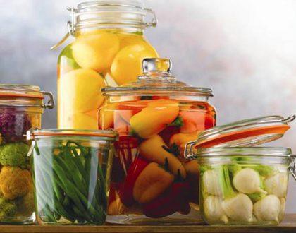 Prebióticos y Alimentos Fermentados: Los probióticos naturales
