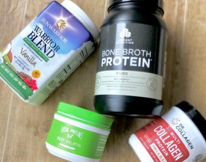 ¿Cómo elegir la proteína adecuada?